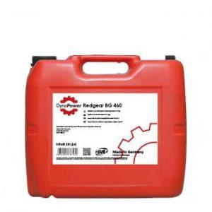 Трансмісійне масло DynaPower RedGear BG 460 20л