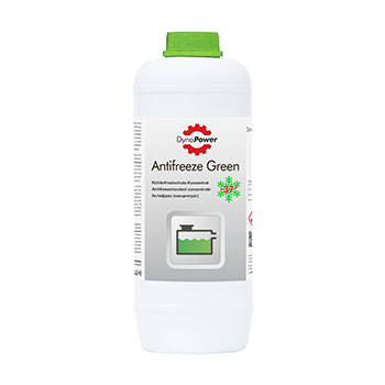 DynaPower Antifreeze Green G11