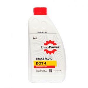 Гальмівна рідина DynaPower Brake Fluid DOT 4 1л