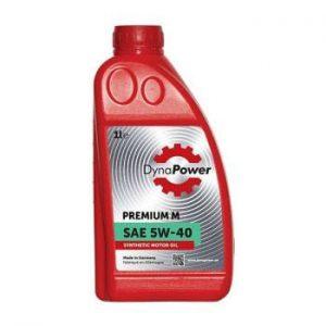 Масло DynaPower Premium M SAE 5W40 1л
