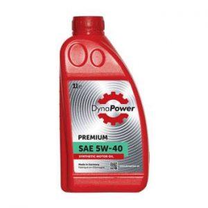 Масло DynaPower Premium SAE 5W40 1л