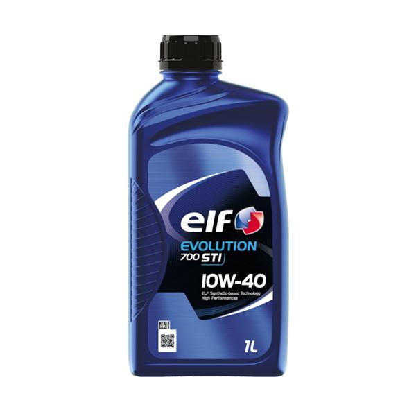 Моторне масло ELF Evolution 700 STI SAE 10W-40 1л