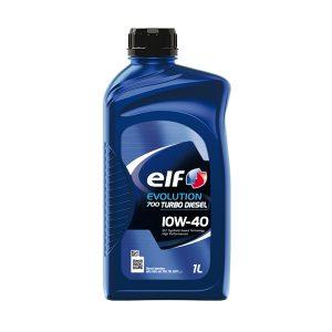 Моторне масло ELF Evolution 700 Turbo Diesel SAE 10W-40 1л