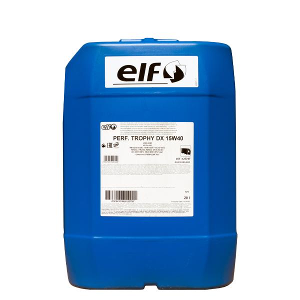 ELF Performance Trophy DX SAE 15w-40