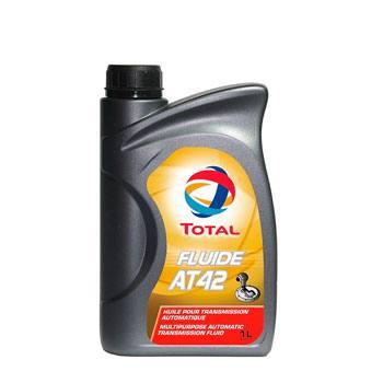Рідина для автоматичних трансмісій Total Fluide AT 42 1л