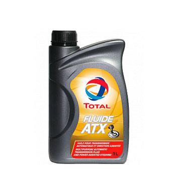 Рідина для автоматичних трансмісій Total Fluide ATX 1л