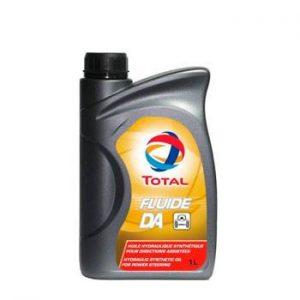 Гідравлічна рідина Total Fluide DA 1л