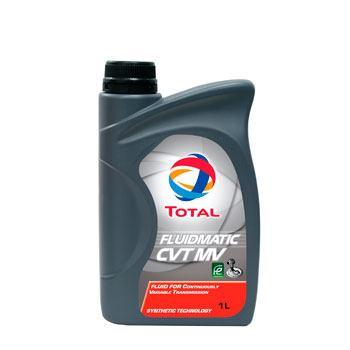 Трансмісійне масло Total Fluidmatic CVT MV 1л