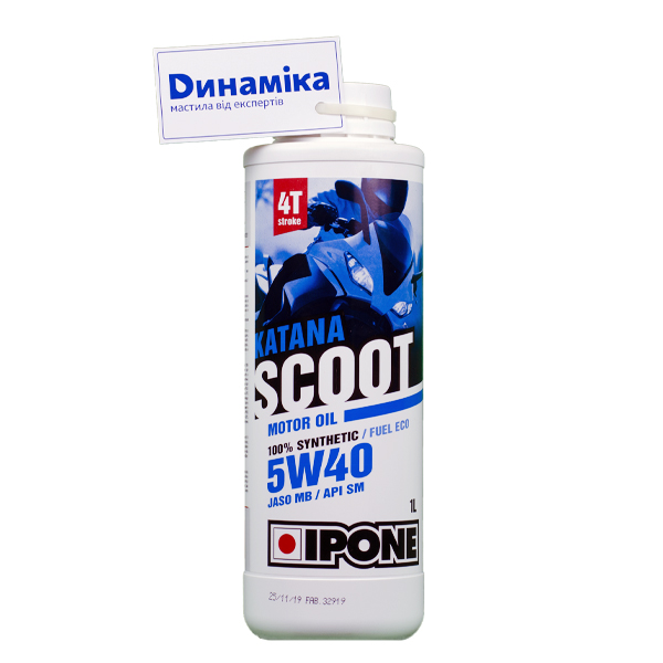 IPONE Katana Scoot 5W40