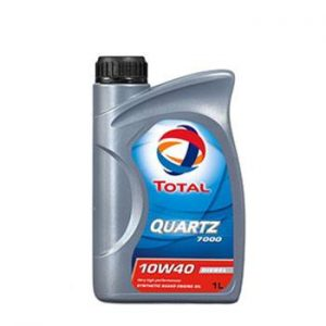 Моторне масло Total Quartz 7000 Diesel SAE 10W40 1л