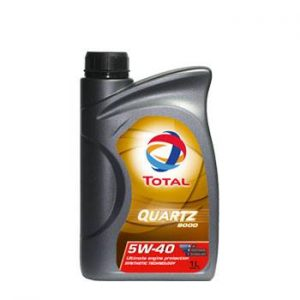 Моторне масло Total Quartz 9000 SAE 5W-40 1л