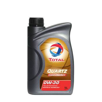 Моторне масло Total Quartz 9000 Energy SAE 0W30 1л