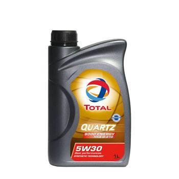 Моторне масло Total Quartz 9000 Energy HKS G-310 SAE 5W30 1л