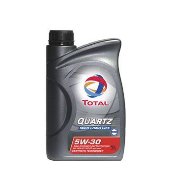 Моторне масло Total Quartz Ineo Long Life SAE 5W30 1л
