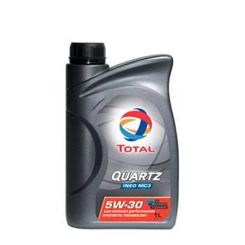 Моторне масло Total Quartz Ineo MC3 SAE 5W-30 1л