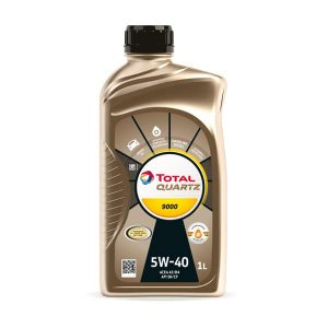 Масло Total Quartz 9000 SAE 5w-40 1л
