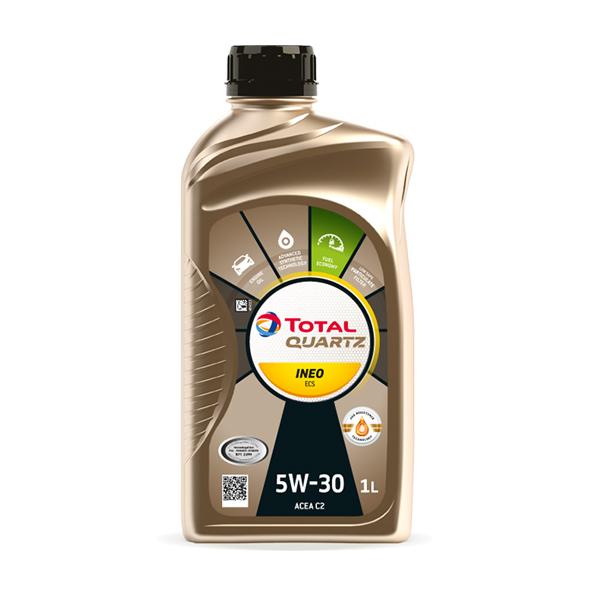 Масло Total Quartz Ineo ECS 5w-30 1л