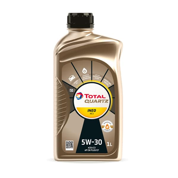 Масло Total Quartz Ineo MC3 SAE 5w-30 5л
