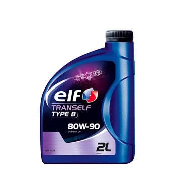 Трансмісійне масло ELF Tranself Typ B SAE 80W-90 2л