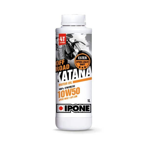 IPONE Katana Off Road 10W50
