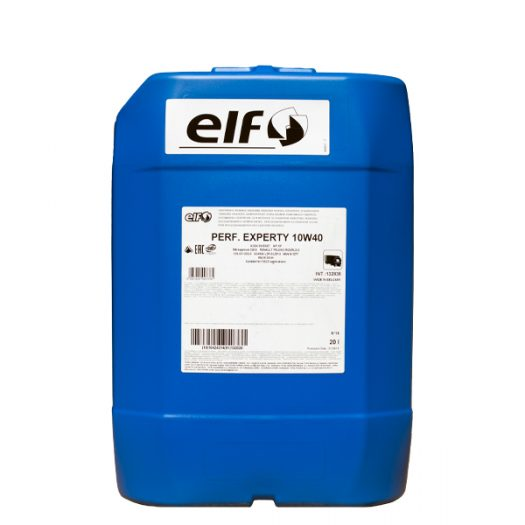 ELF Performance Experty SAE 10W-40