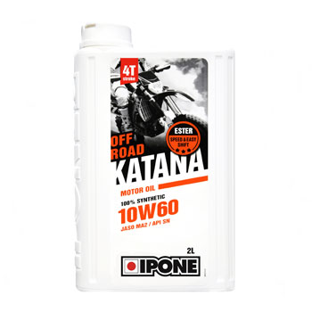 IPONE Katana Off Road 10W60 2л