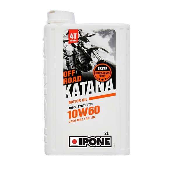 IPONE Katana Off Road 10W60 2л