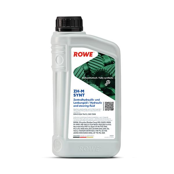 Гідравлічне масло Rowe HIGHTEC ZH-M SYNT 1л