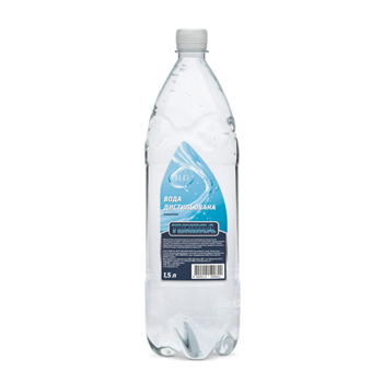 Дистильована вода Tundra