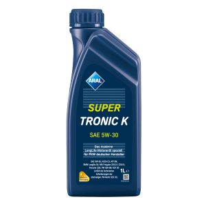 Масло Aral Supertronic K SAE 5w-30-1л