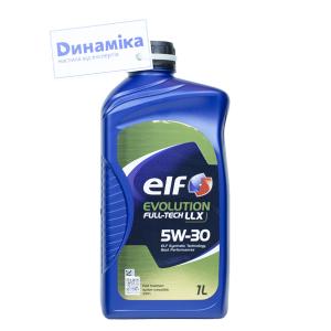 ELF Evolution Full-Tech LLX SAE 5W-30