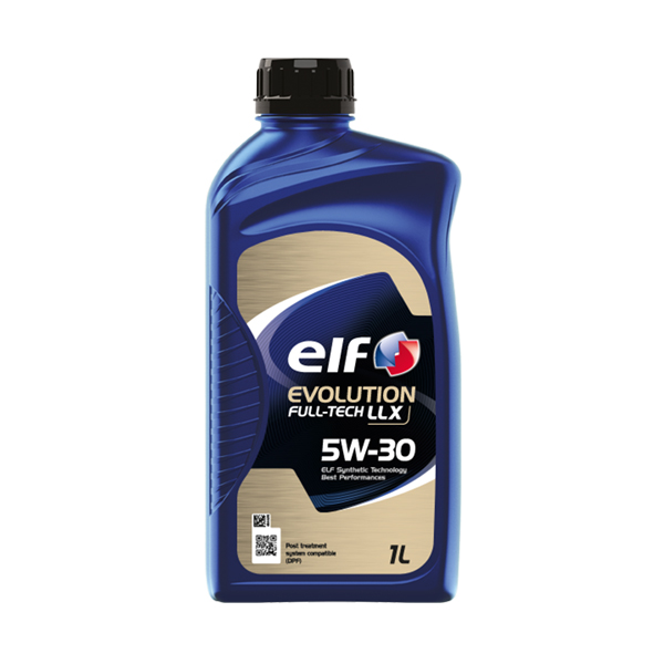 Моторне масло Elf Evolution Full-Tech LLX SAE 5W-30 1л