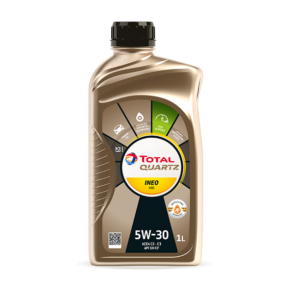 Масло моторне Total Quartz Ineo MDC SAE 5W-30 1л
