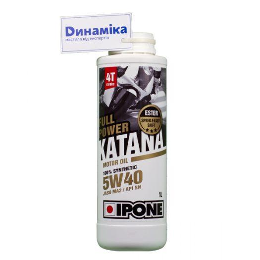 IPONE Full Power Katana 5W40