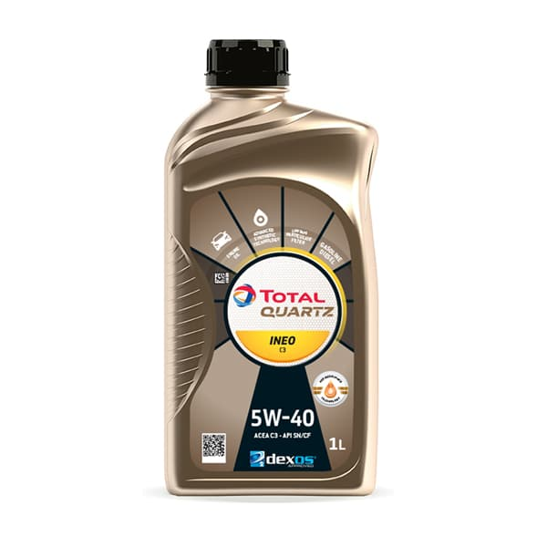 Масло Total Quartz Ineo C3 SAE 5w-40 1л