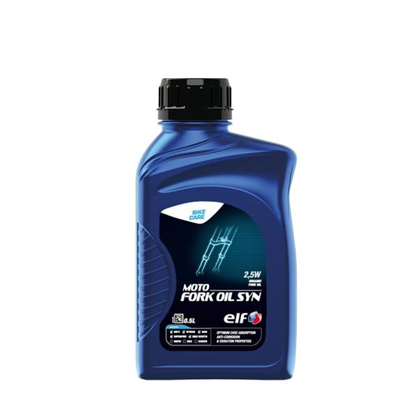 Вилочне масло elf Moto Fork Oil SYN 0,5л