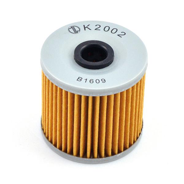 Фільтр масляний для мотоцикла MIW K2002
