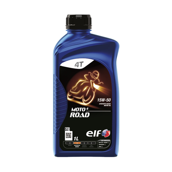Elf Moto 4 ROAD 15W-50 1л